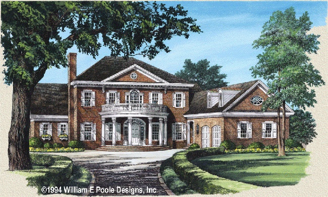 William Poole Evergreen House Plans Pinterest House