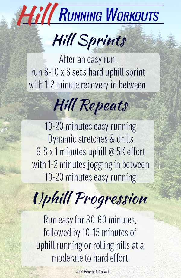 The Benefits of Hill Running Workouts Plus 3 Hill Workouts to Increase Speed, Build Endurance, and Improve your Running Form