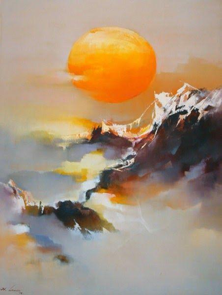 Ken Hong Leung …   Kai Fine Art