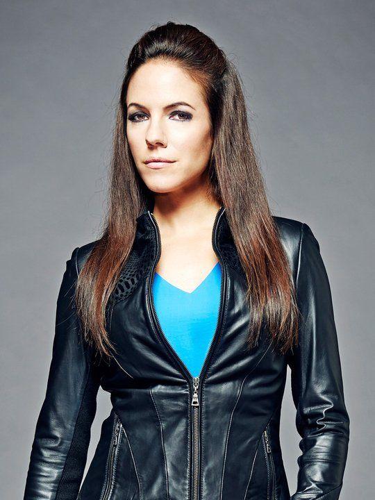 Lost Girl (TV show)  Anna Silk as Bo