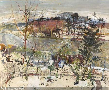 Duncan Shanks — Winter Garden
