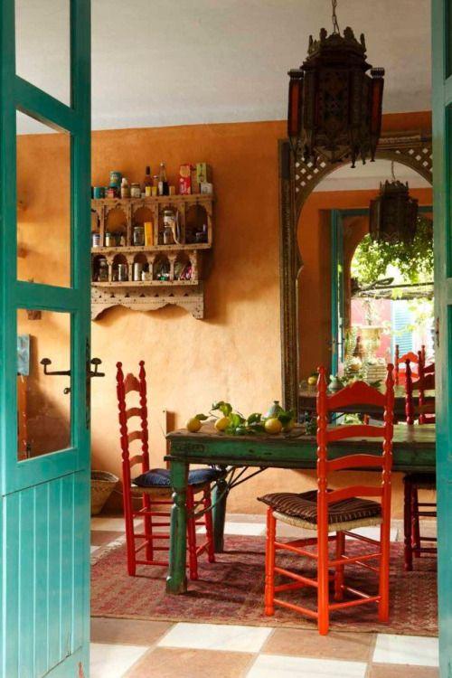 Best 10+ Blue orange kitchen ideas on Pinterest Orange kitchen - mexican kitchen design