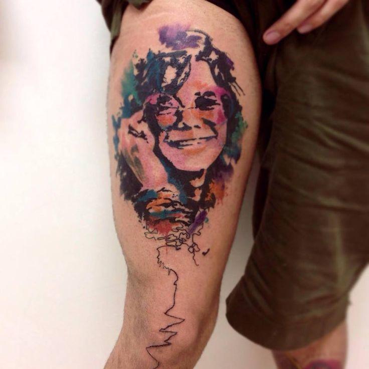 tattoo janis joplin