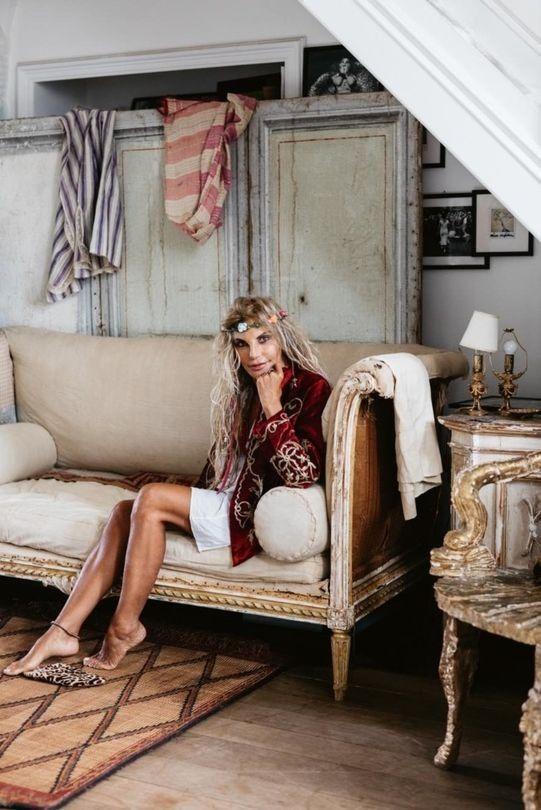 House tour: Italian interior designer Olimpia Orsini's eclectic home - Vogue Living