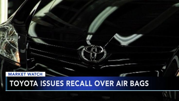 AUTOMOTIVE/VEHICLES – TOYOTA - Toyota recalls 645,000 vehicles; air bags may not inflate 'The recall covers certain Toyota Prius and Lexus RX and NX SUVs. Also covered are some Toyota Alphard, Vellfire, Sienta, Noah, Voxy, Esquire, Probox, Succeed, Corolla, Highlander, Levin and Hilux models. All were produced from May of 2015 to March of 2016.  The automaker says an open electrical circuit could occur over time. ...'