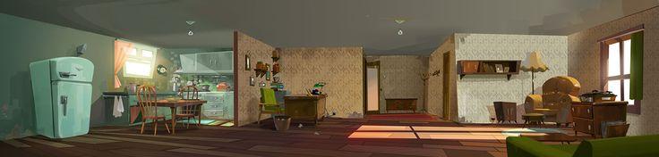 Topcat visual development on Behance