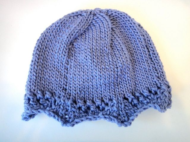 0-6 month knit baby hat purple. Starting at $3 on Tophatter.com!