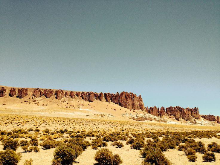 Salar de Tara en San Pedro de Atacama. Foto de Jair Cepeda Salfate.