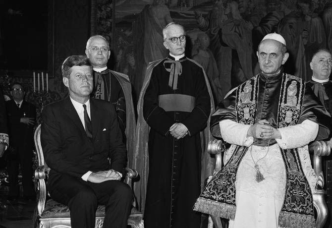 Kennedy a jeho katolicizmus | Konzervatívny denník
