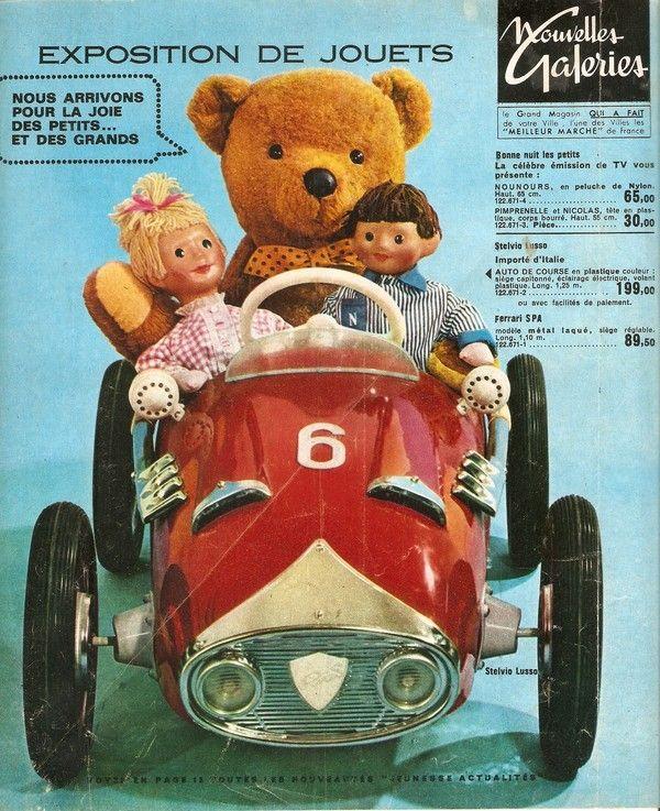 Catalogue: NOUVELLES GALERIES 1964.