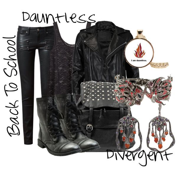 """Dauntless"" by fictionfreak on Polyvore"