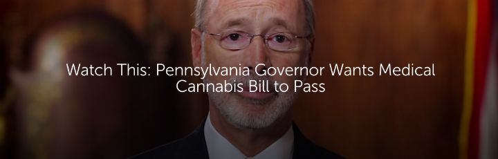 Medical Marijuana Bill Clears Pennsylvania Senate Again