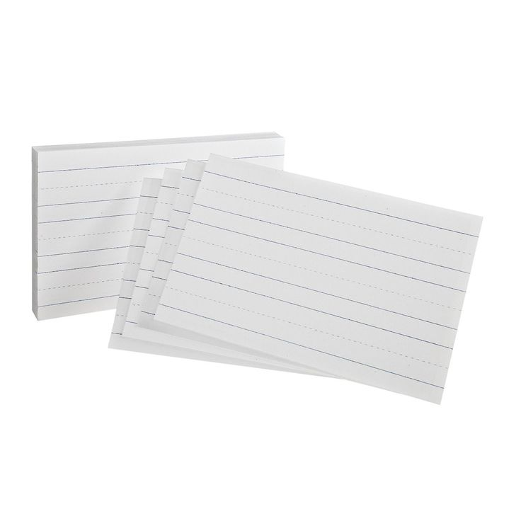 Oxford Elementaries Index Flash Cards (Set of 3)