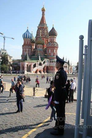 TOUR EN EL CENTRO DE MOSCU