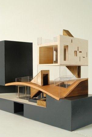 Galvani House / Christian Pottgiesser – architecturespossibles (Paris,2003)