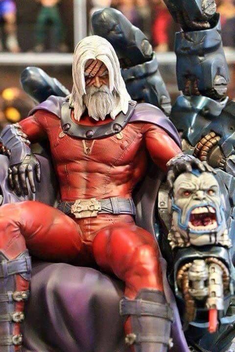 Magneto - Age of Apocalypse