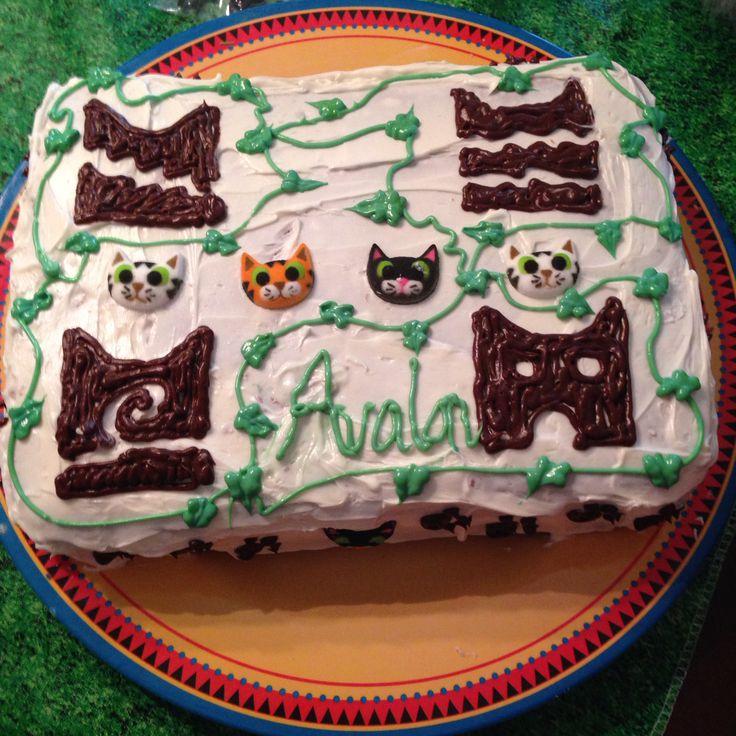 Cat Cake Toppers Birthdays