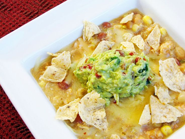 crockpot white chicken chili   Cook as directed, cool completely and then freeze in a freezer ziploc bag or a freezer safe container. Thaw in the fridge over night
