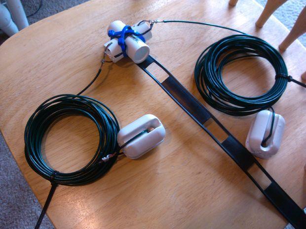 Picture of G5RV Jr. (Half Size)  Ham Radio Antenna