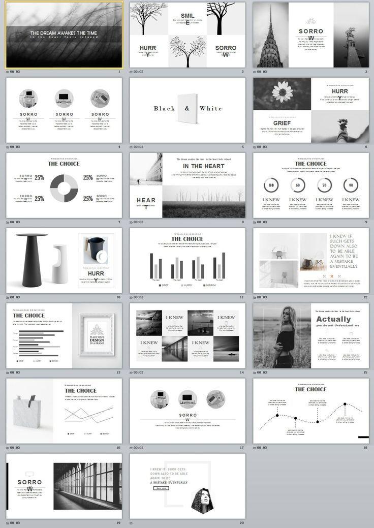 business infographic  u0026 data visualisation 20  gray simple