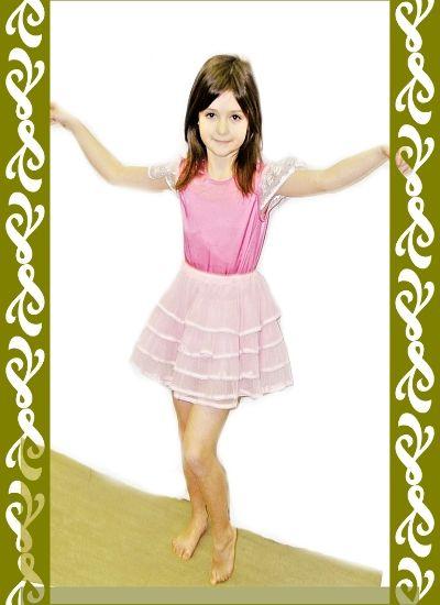 kostým baletka, půjčovna Ladana
