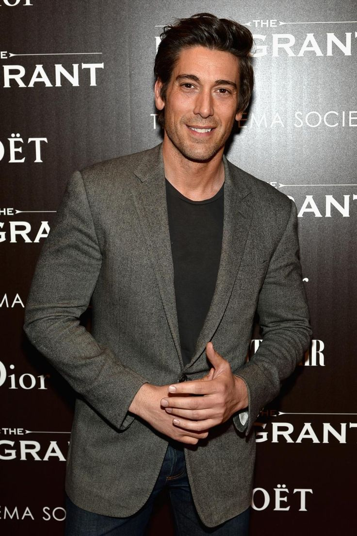 David Muir Family David muir is the new anchor