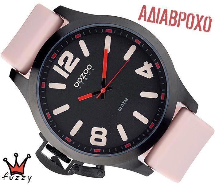 Ρολόι OOZOO STEEL XXL OS373