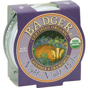 Badger Night Night Balm 21g