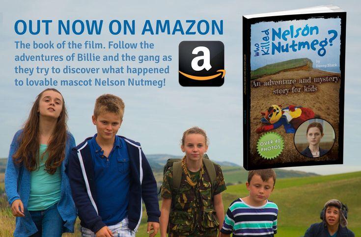 Great Christmas idea. Who Killed Nelson Nutmeg, as a book. Lots of extra bits. Lots of photos. https://www.amazon.co.uk/Who-Killed-Nelson-Nutmeg-Novelisation/dp/1539553825/ref=as_li_ss_tl?ie=UTF8&qid=1509201906&sr=8-4&keywords=nelson+nutmeg&linkCode=sl1&tag=timcla-21&linkId=e325a383b9d6ad18a558b1176d5f25f7