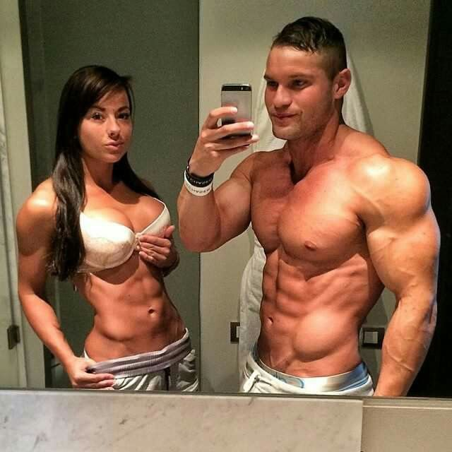 #couple #motivation #muscle #gym | HDBodys-GYM-fitness Pro