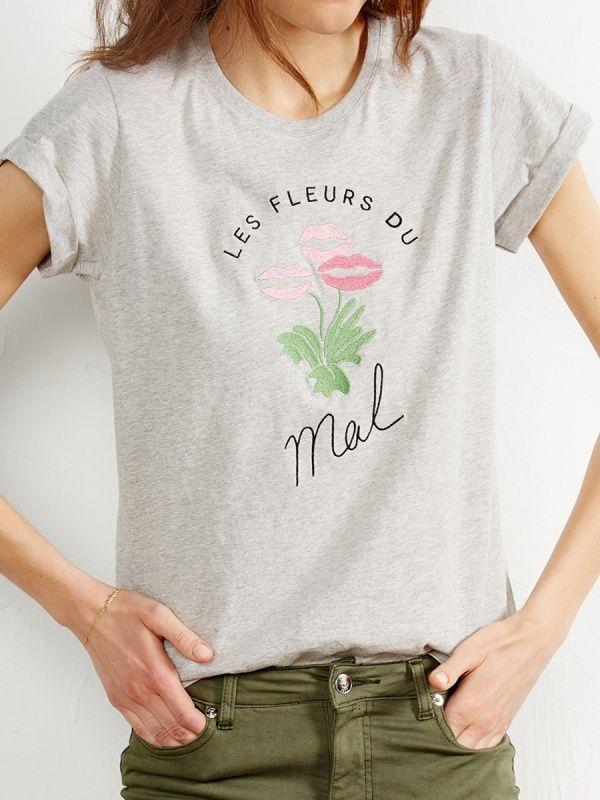 Tee-shirt Balzac Paris (60€)