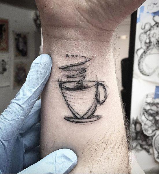 Cup of coffee by Johandry Businesz