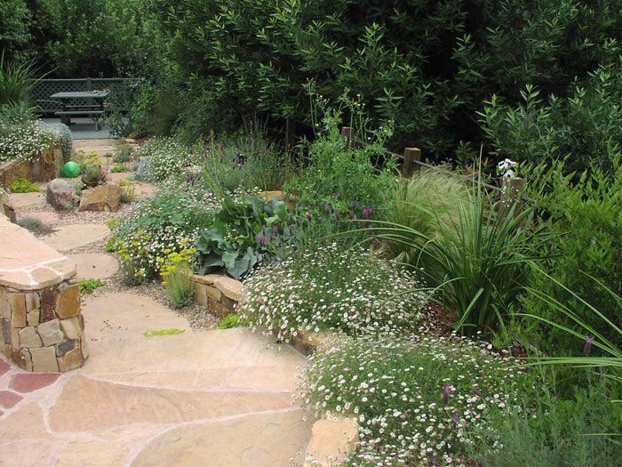 Drought Tolerant Landscape Design Plans. Drought Tolerant ...