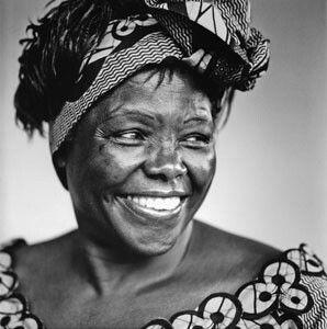 Wangari Maathai '2004