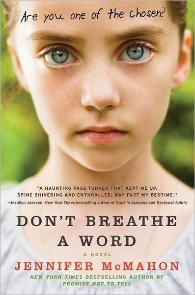 (67)Don't Breathe A Word by Jennifer McMahon   Charlotte's Web of Books