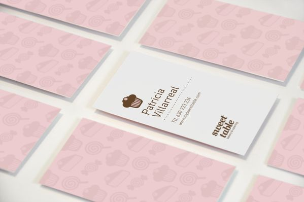 Sweet Table by Spectro , via Behance