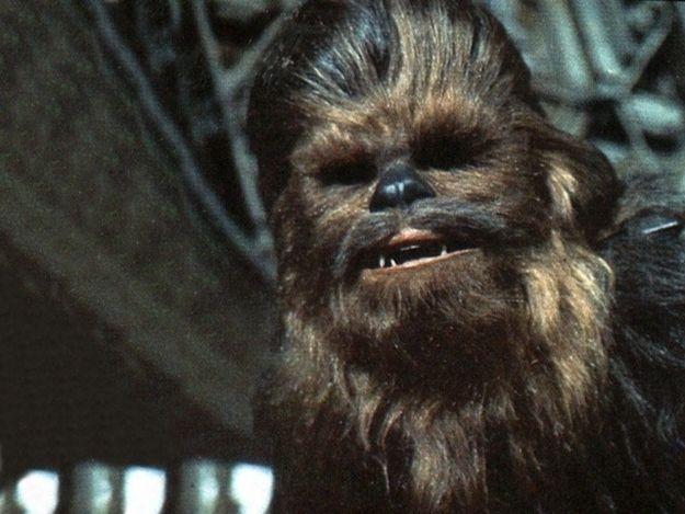 """AAARARRRGWWWH."" - Return of the Jedi 