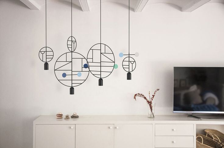 i am completely obsessed with these beautiful sculptural lights by Home Adventures, a personal project by Barcelona based design studio Álvaro Goula / Pablo Figuera. just have a look at them spinning at their online shop – it's completely mesmerising! Lines & Dots has its origins from dozens of ink drawings, which you can see in this post. i would actually love the drawings as prints.