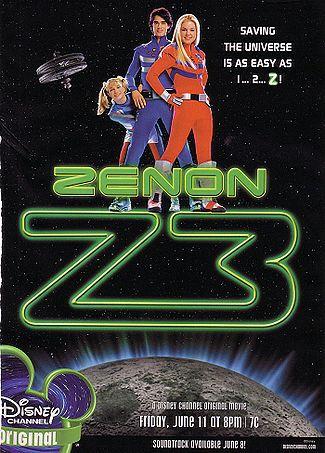 Zenon: Z3  Rating: G Length: 81 mins. Year: 2004 Cast: Kirsten Storms, Raven Symone -