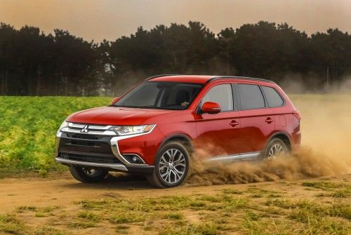 2016 Mitsubishi Outlander review, specs, and picture