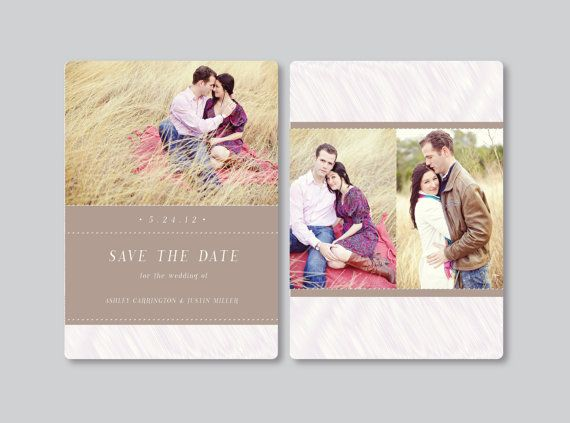 34 best save the date/wedding announcement samples images on