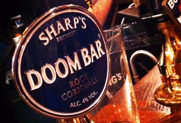The annual CoolBrands® UK branding initiative has named Cornwall-brewed Sharp's Doom Bar