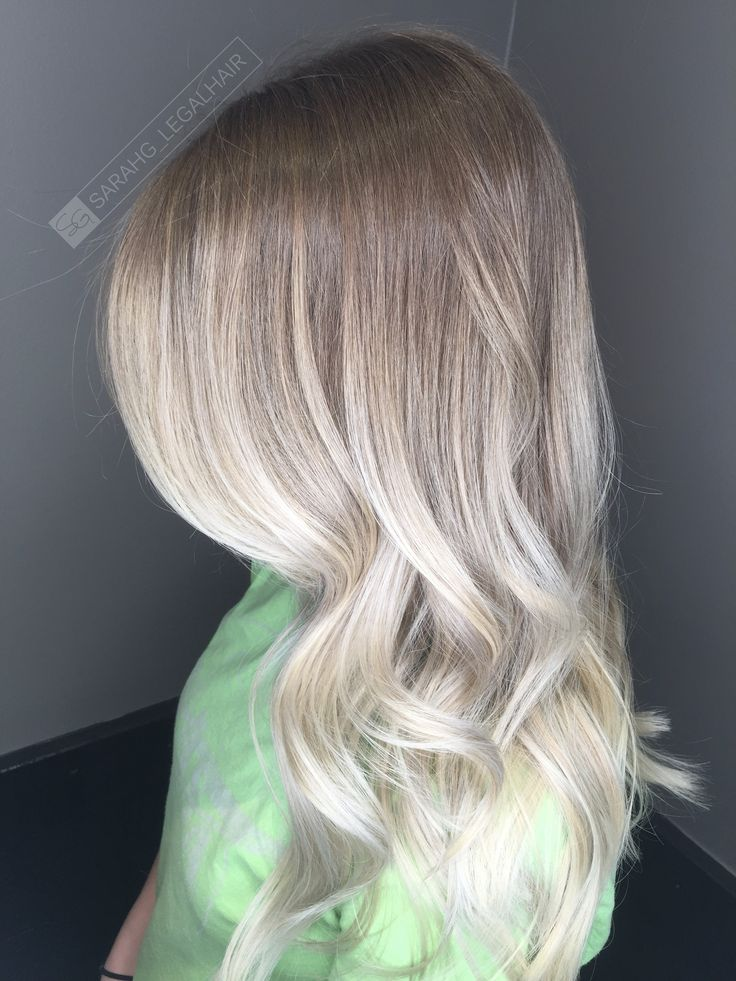 Best 25 Natural Blonde Balayage Ideas On Pinterest