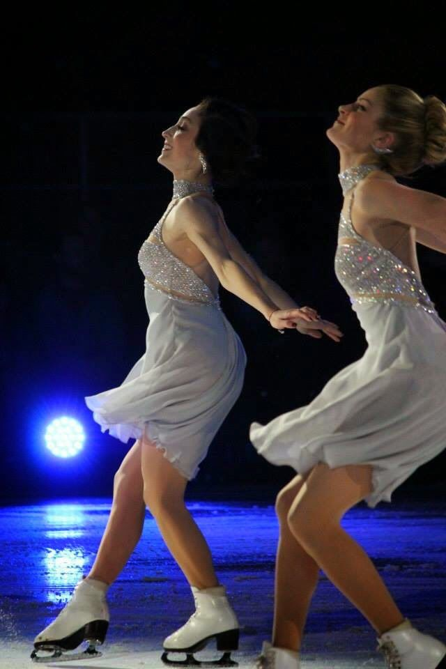 meryl and charlie figure skating dating