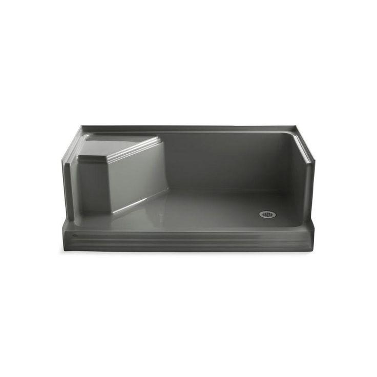 Best 25+ Shower base with seat ideas on Pinterest | Corner shower ...