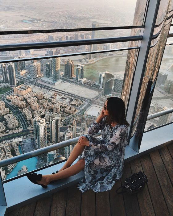 Dubai Instagram Diary | High Fashion Women