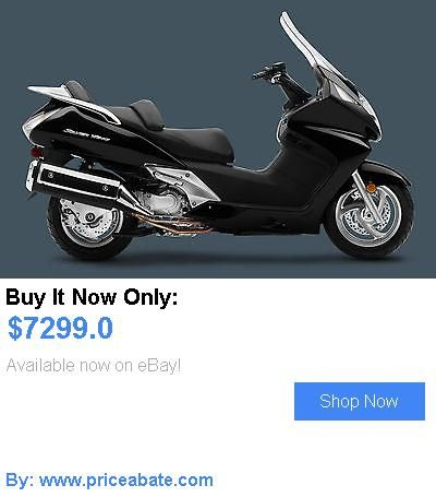 motorcycles And scooters: New Honda Silver Wing 600 Scooter Silverwing Moped Motor Bike Street Cruiser BUY IT NOW ONLY: $7299.0 #priceabatemotorcyclesAndscooters OR #priceabate