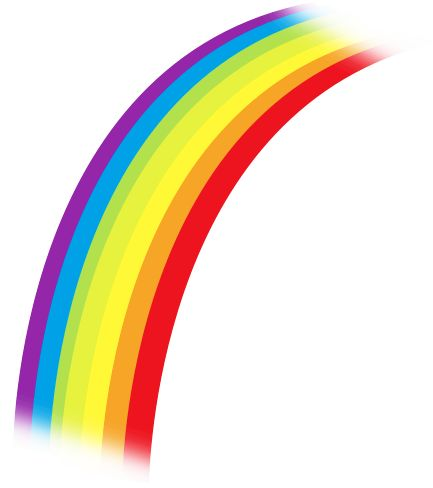 36 best clipart angels rainbows images on pinterest rainbows rh pinterest com  free rainbow bridge clipart