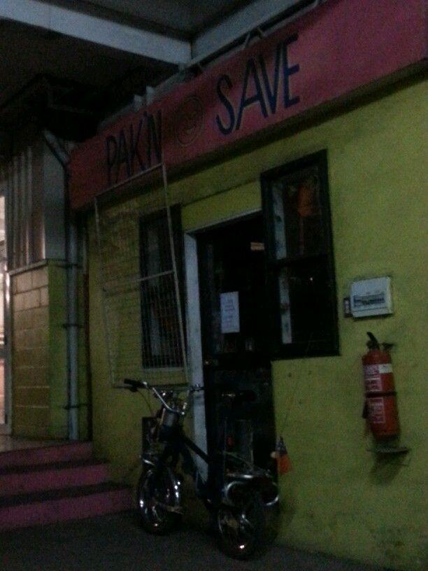 Pak n save shop in Apia Samoa