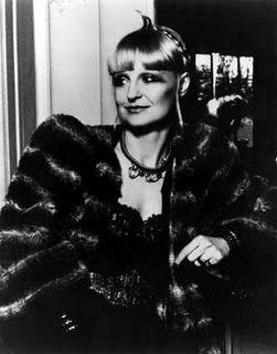 Queen on Biba Barbara Hulanicki